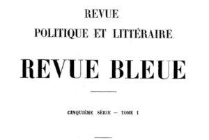 Revue Bleue