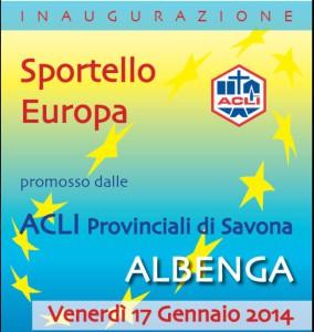 Acli inaugurazione Sportello Europa Albenga