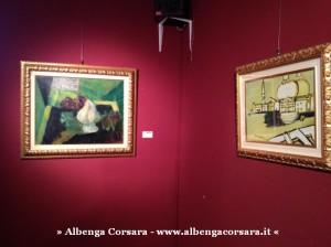 Albenga Palazzo Oddo Biennale della Liguria 2014 3