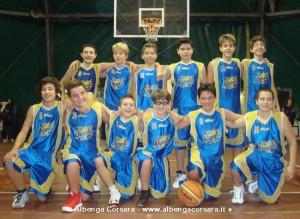 Basket Alassio under 14 2014
