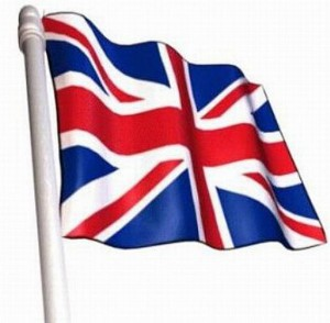 bandiera british