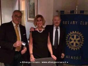 Emanuela Preve Rotary Alassio