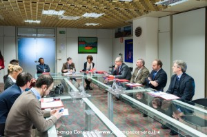 Fabbriche Aperte presentazione Savona 28-2-2014