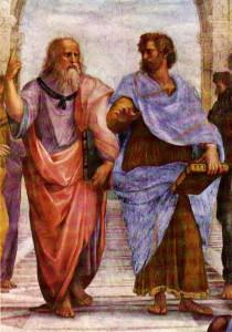 Aristotele e Platone 01