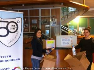 Donacibo in tutte le scuole di Alassio