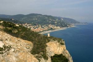 Finale Ligure panoramica Foto Studio Merlo GE