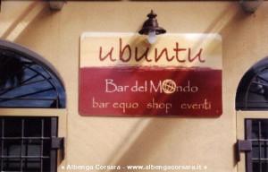 Finale Ubuntu il bar del Mondo