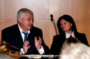 Sara Rodolao e Gianni Ballabio