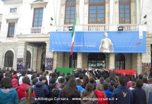 Savona festa del tricolore 14-3-2014