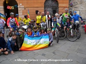 1 Bike for Peace Albenga e Arnasco