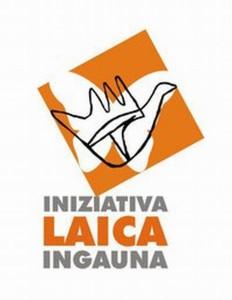 Logo Iniziativa Laica Ingauna