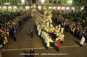 Savona processione1 La promessa del redentore