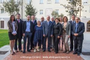 Viviandora Candidati consiglieri e Franco Bruno Candidato Sindaco
