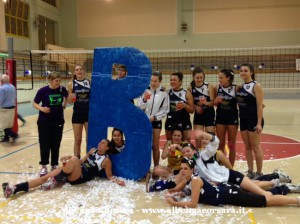 11 Albenga Volley Il Barrante vola in B2