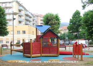3 -Savona - Area Giochi Via Verdi 3