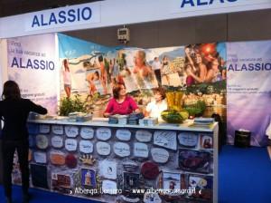 Alassio Stand fieristico
