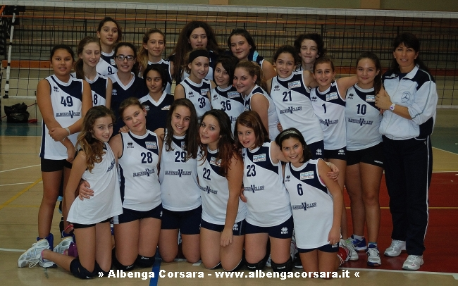 Albenga Volley U13 f