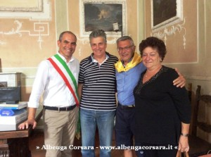 10 omaggiato Gianni  Tarnoldi - Albenga 26-8-2014