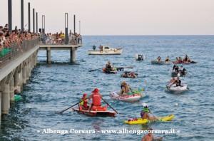 2 Canotto Race Alassio 2014- gara