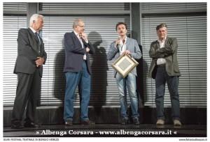 3 - Renato Dacquino, Luciano Pasquale, Valerio Santoro e Alessandro D'Alatri
