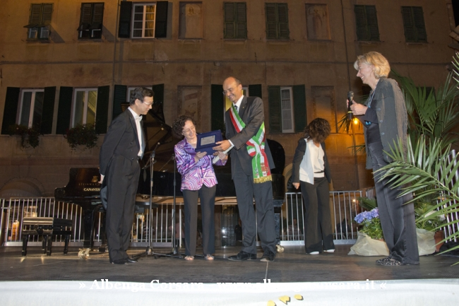 4  Cittadinanza Onoraria a Takahiro Seki e Mariangela Rago