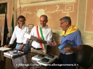 4 omaggiato Gianni  Tarnoldi - Albenga 26-8-2014