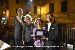5  Cittadinanza Onoraria a Takahiro Seki e Mariangela Rago