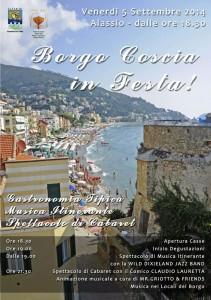 Borgo Coscia Festa 2014