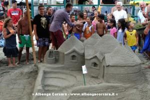 Castelli di sabbia 2014 primo