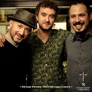 Greg Burk Expanding Trio