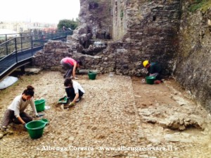 2 Albenga 2014 - scavo S Calocero