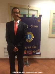 Lions Albenga - Presidente DeFranceschi