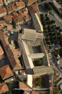 Santa Caterina aerea Foto Merlo