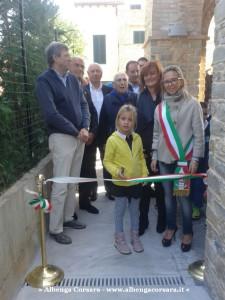 1 - Garlenda - Inaugurazione  nuova Palestra Scolastica Comunale