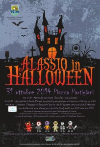 Alassio Halloween 2014