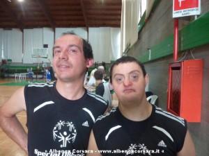 Basket coppa Italia Fisdir - giocatori biellesi
