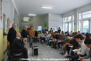 Andora_Incontro fra studenti e partigiani_1