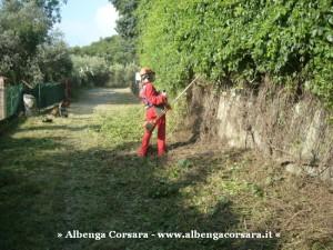 2 - Via Iulia Augusta pulizia