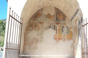 Affreschi quattrocenteschi della Cappella di Sant'Antonio Abate di Zuccarello