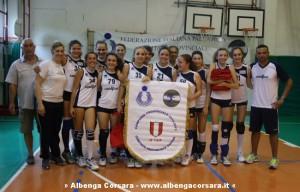 Provinciale femminile Albenga Volley