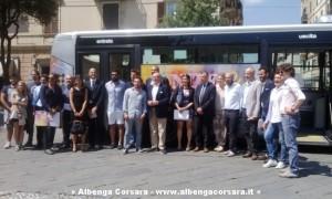 To_Nite Bus 2015 foto di gruppo
