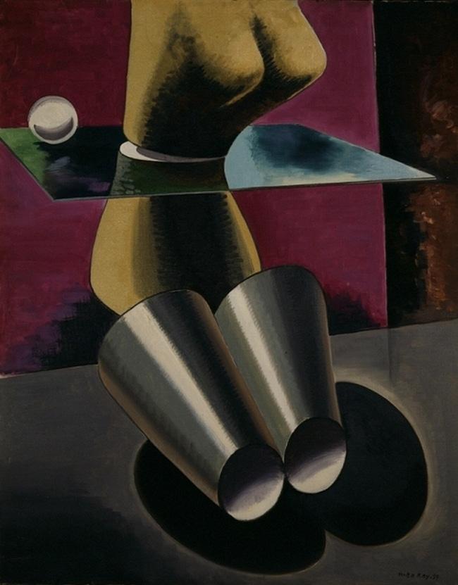 La Jumelle, Man Ray, 1939