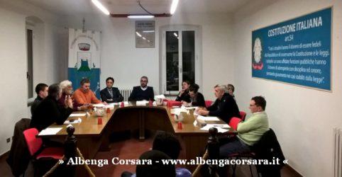1 consiglio Unione dei Comuni della Val Maremola