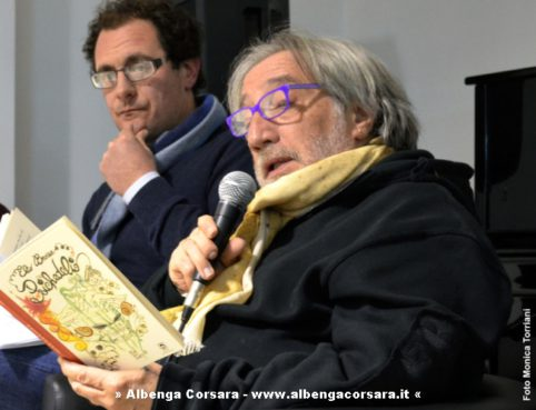 Diego Delfino ed Elio Brossa