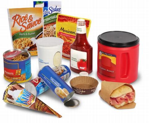 Confezioni cibo