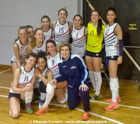 Volley Albenga ragazze Ch4