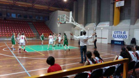 Basket Alassio