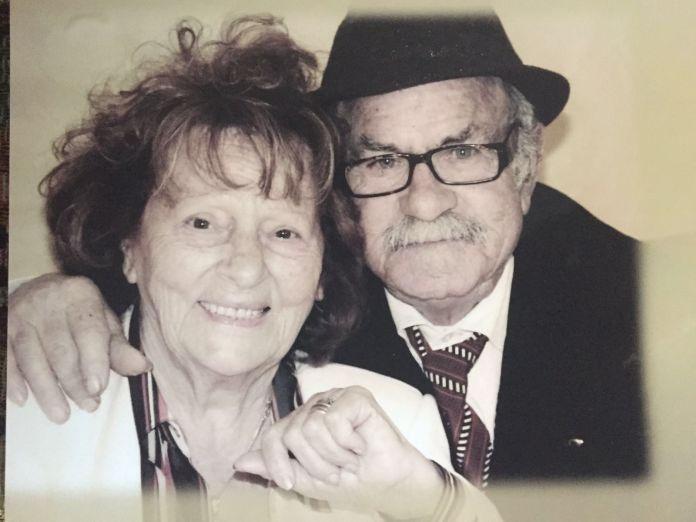 Salvatore Ferro  e Teresa Maniscalco