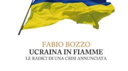 """Andora, a """"Sotto l'Archetto"""" Fabio Bozzo presenta """"Ucraina in fiamme"""""""