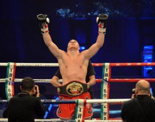 02 - Dragos Zubco Campione Internazionale di K1